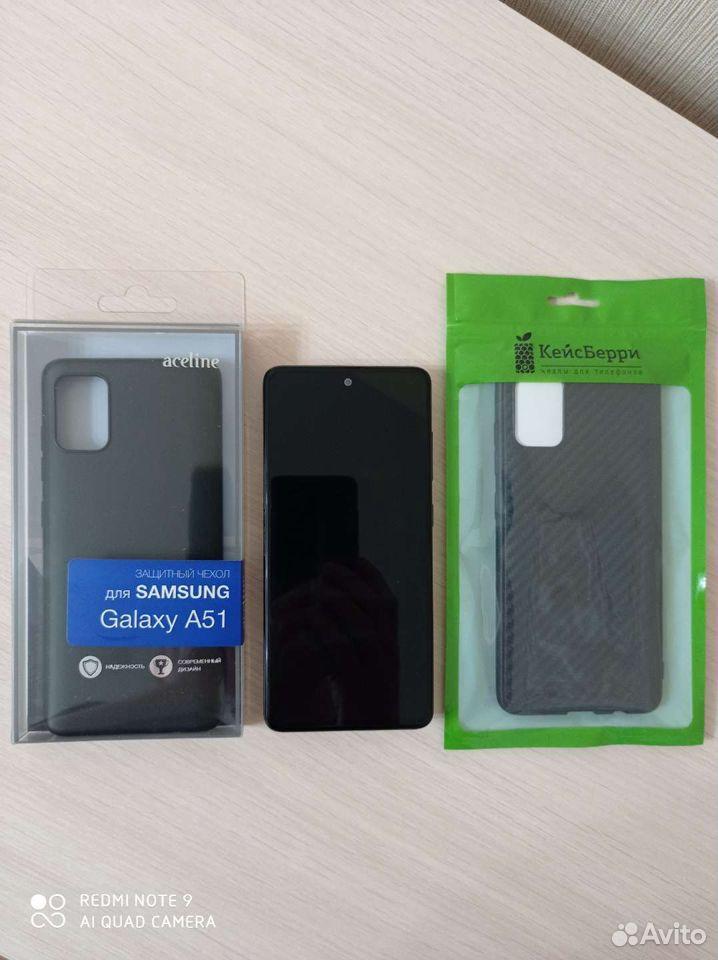 Samsung Galaxy A51 4/64 Gb(черный)