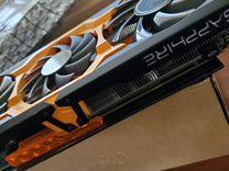 AMD Radeon r9 280x sapphire toxic