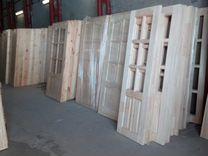 Двери деревянные для дачи
