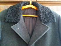 Мужскее пальто отличный драп. м