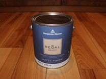 Краска regal select matte finish. made IN USA