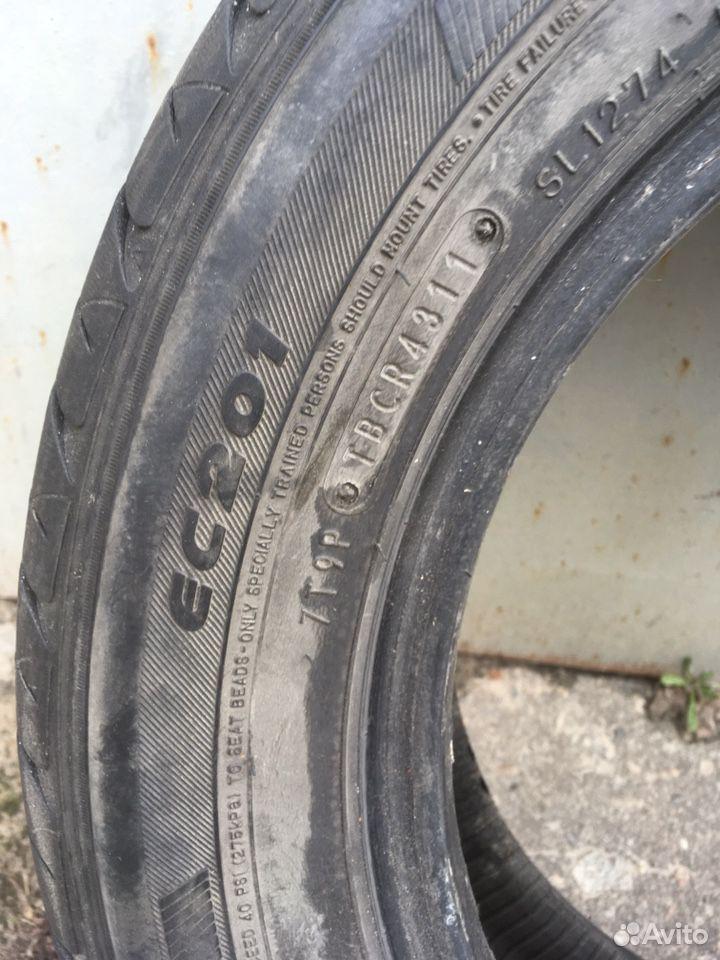 Шина Dunlop eco ec201  89246794340 купить 2