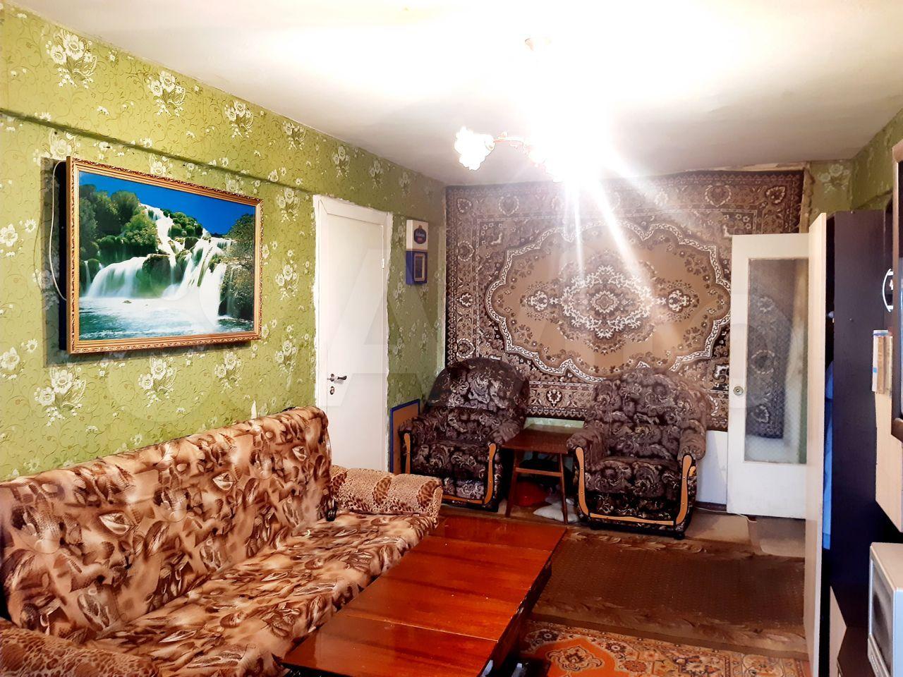 3-к квартира, 50 м², 4/5 эт.  89602101074 купить 3