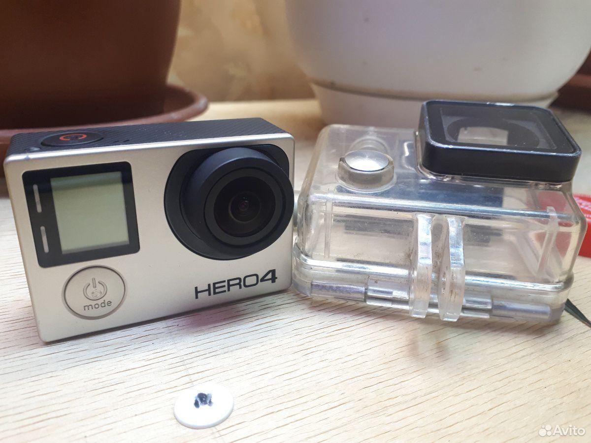 Камера GoPro Hero 4 black  89134904767 купить 1