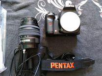Pentax K-X фотоаппарат