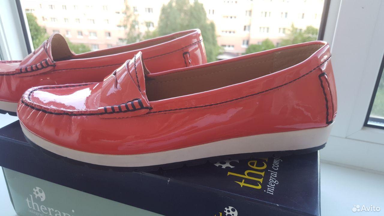 Туфли-мокасины женские  89050187150 купить 4