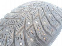 Одна зимняя шина шипы Хака 8 R15