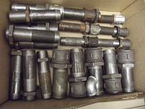 Остаток от ремонта: сгоны и выключатели 25A