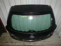 Дверь багажника со стеклом Opel Astra 2010+