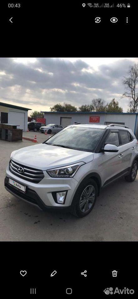 Hyundai Creta, 2017  89098261192 купить 1