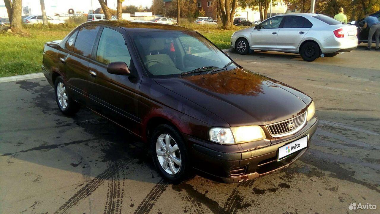 Nissan Sunny, 1999  89090541865 купить 1