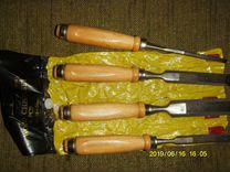 Набор стамесок wood chiselset 4 PCS