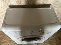 Рабочая стиральная машина Indesit