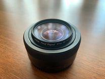 Объектив Panasonic Lumix 12-32mm f/3.5-5.6 O.I.S