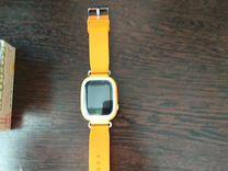 Детские часы с gps и wifi, новые