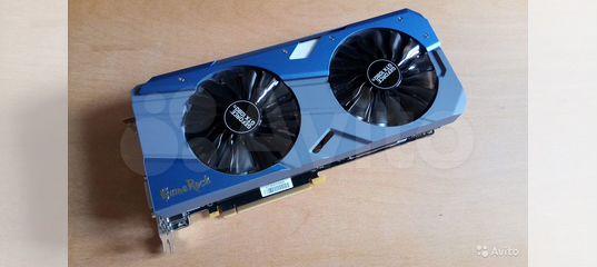 Видеокарта Palit GeForce GTX 1080 Ti gamerock 11gb купить в Липецкой области   Бытовая электроника   Авито