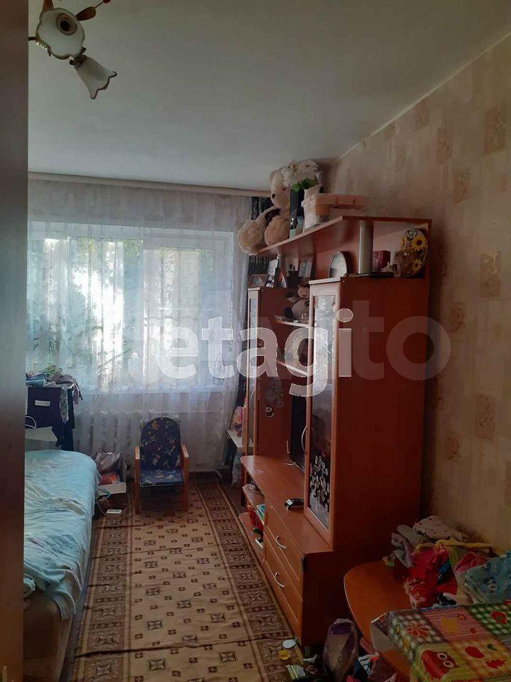 Комната 17.3 м² в 1-к, 3/4 эт.
