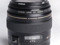 Объектив Canon EF 100 mm/2 USM