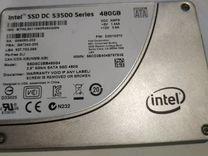 SSD диск Intel DC S3500 480GB — Товары для компьютера в Перми