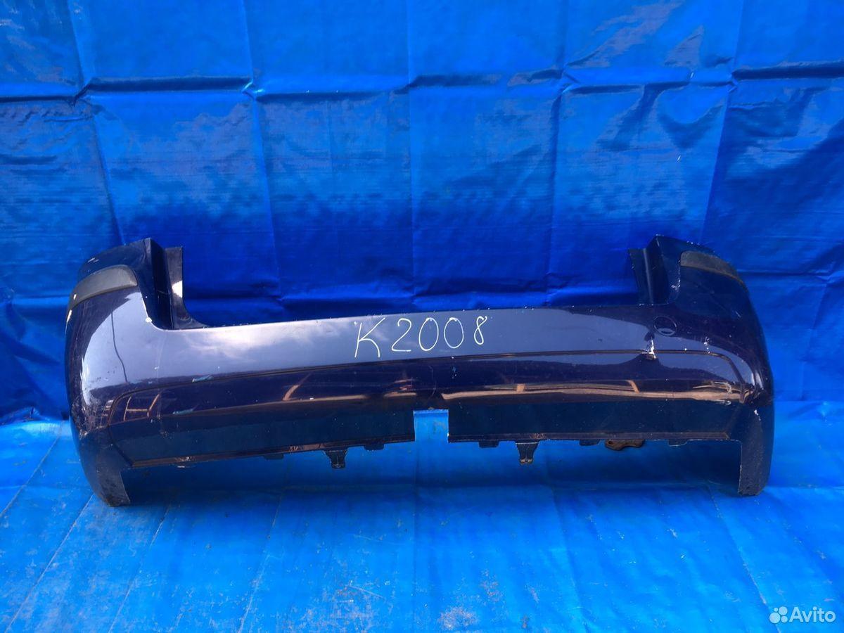 84732022776  Бампер задний Opel Zafira B 2005-2012