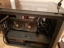 Видеокарта Nvidia Geforce GTX 1080 8Gb — Товары для компьютера в Москве