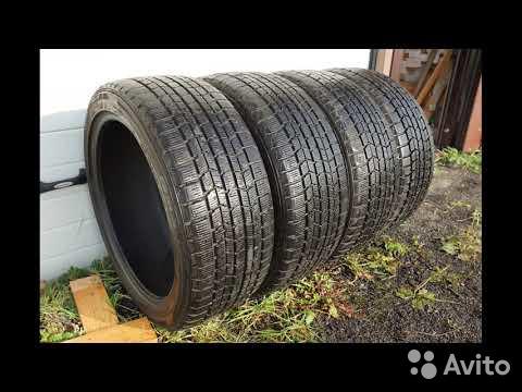 Зимние шины Bridgestone 225/45/18, Мade in Japan 89119211180 купить 1